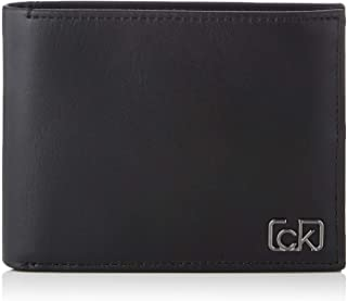 Calvin Klein Signature 10CC With Coin Wallet, Black, 12 cm, K50K505311