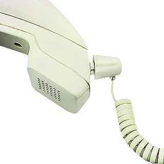 Softalk 03215 Phone Coil Cord with Twisstop 25-Feet Ash Landline Telephone Accessory