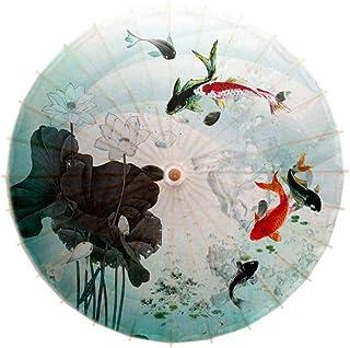 中国風油紙傘チャイナショー小道具日傘、B04