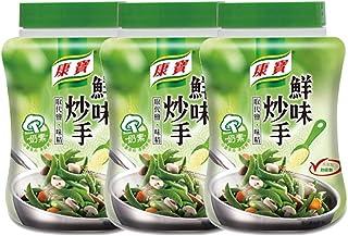 《康寶(台湾クノール)》鮮味炒手素食(旨味調味料-椎茸出汁) (240g) ベジタリアン用 ×3個《台湾 お土産》 … [並行輸入品]