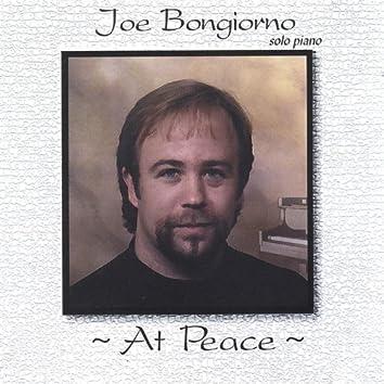 At Peace - Solo Piano