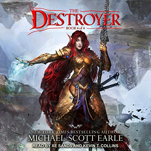 Couverture de The Destroyer: Book 4