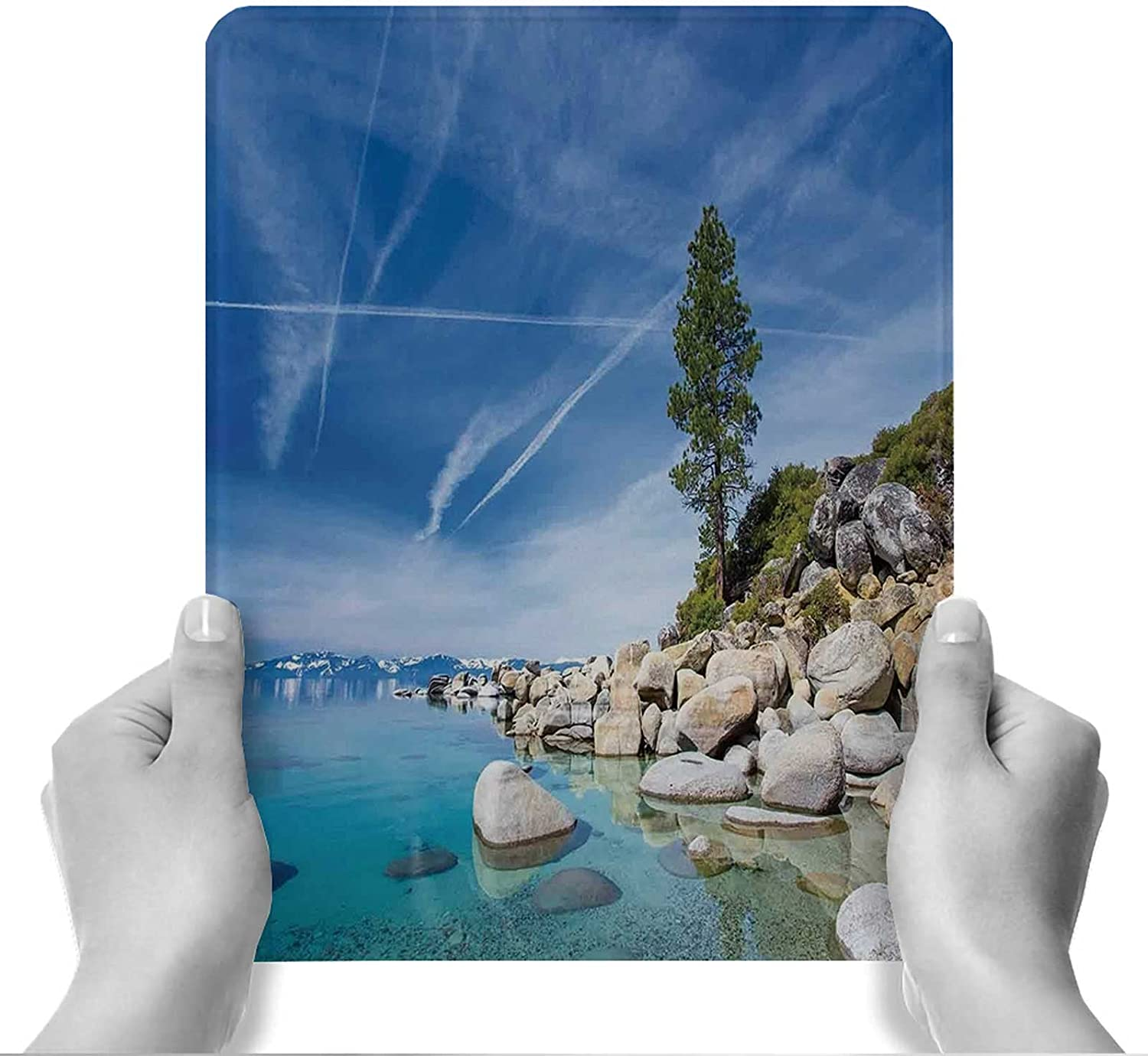 New mail order Free shipping anywhere in the nation Case for iPad Pro 10.5 inch A1709 A1701 ) 2017( Clear Lake