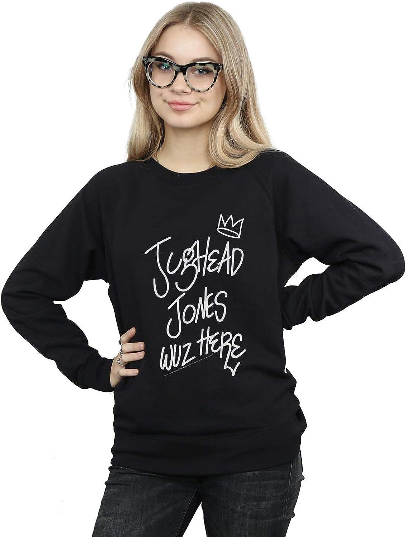 Absolute Cult Riverdale Damen Jughead Wuz Here Sweatshirt B07MWDT9JN B07MWDT9JN B07MWDT9JN  Zuverlässiger Ruf dbb689