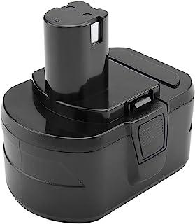 RY62 etc noir et jaune RY6201 130224010 REFURBISHHOUSE lOutil dAlimentation Batterie de remplacement pour RYOBI 14,4V RY6200 RY6202