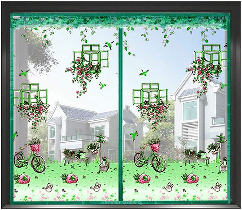 tienda de descuento Zhaoxiaomei Pantalla De La Ventana, Puerta Invisible De La La La Pantalla De Pantalla Autoadhesiva (Tamao   130x150cm)  nuevo sádico