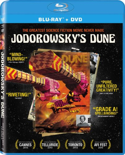 Jodorowskys Dune (2 Blu-Ray) [Edizione: Stati Uniti]