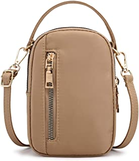 Bageek Women Shoulder Purse All Match Phone Purse Crossbody Bag Waist Pack for Travel