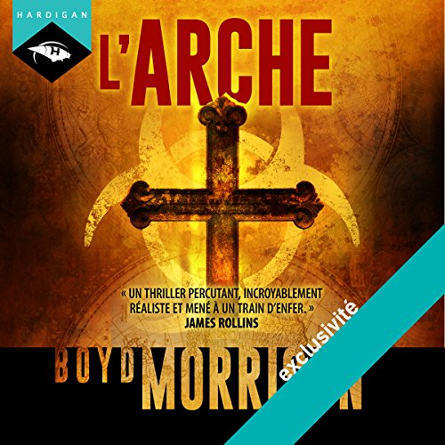 L'Arche audiobook cover art
