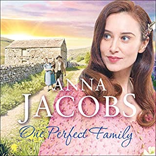 One Perfect Family audiobook cover art