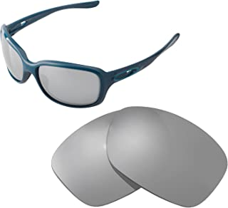 Walleva Replacement Lenses for Oakley Urgency Sunglasses - Multiple Options Available