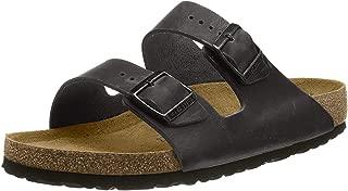 Birkenstock Unisex Arizona, Black Sandals