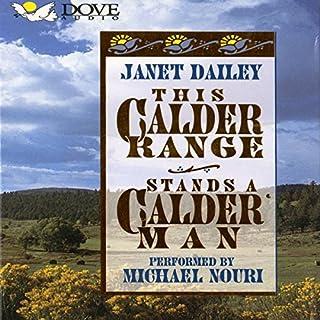 This Calder Range and Stands A Calder Man audiobook cover art