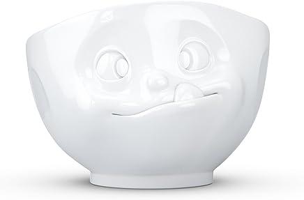 Preisvergleich für FiftyEight T010601 Schale - lecker, 500 ml, weiß