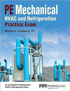 PE Mechanical HVAC and Refrigeration Practice Exam