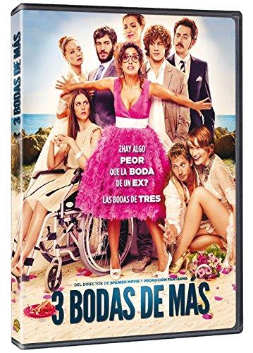 Tres Bodas De Mas [DVD]