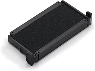 Trodat Replacement Pads, Printy 4912 Stamp, 2 Pack, Black (6/4912BLK)