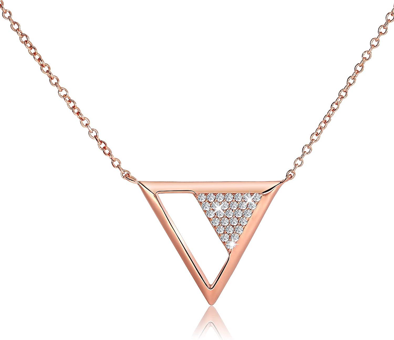 Chic Alternative dealer Bijoux Cubic Zirconia Necklace for – Pendant made wit Sale Women