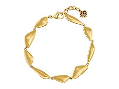 Kendra Scott Kira Link Bracelet (Gold Metal) Bracelet