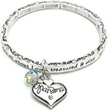 KIS-Jewelry All About Love Charm Bracelet