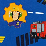 FEUERWEHRMANN SAM Jersey Baumwolle, Feuerwehrautos, Sam,