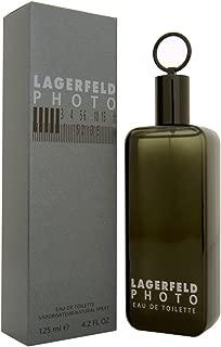 Karl Lagerfeld Photo By Karl Lagerfeld For Men. Eau De Toilette Spray 4.2-Ounces