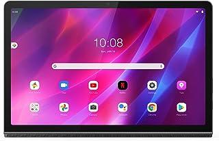 Lenovo Yoga Tab 11 11'' LED Tablette Tactile - (Processeur MediaTek Helio G90T 8Coeurs, 4 Go de RAM, UFS 128 Go, Android 1...