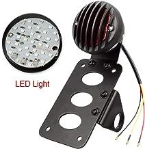 Amazicha Motorcycle Tail Light LED Brake Light Rear Light 1