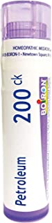 Boiron Petroleum 200CK 80 Pellets, Homeopathic Medicine for Chapped Skin