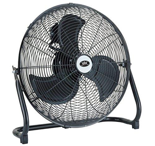 Quality Prem-I-Air 18' (45 cm) High Velocity Air Circulator Fan (Black)