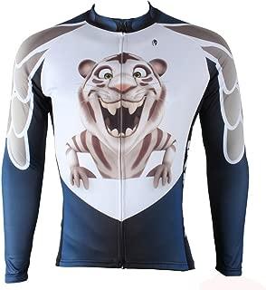 Uriah Men's Bicycle Jersey Long Sleeve