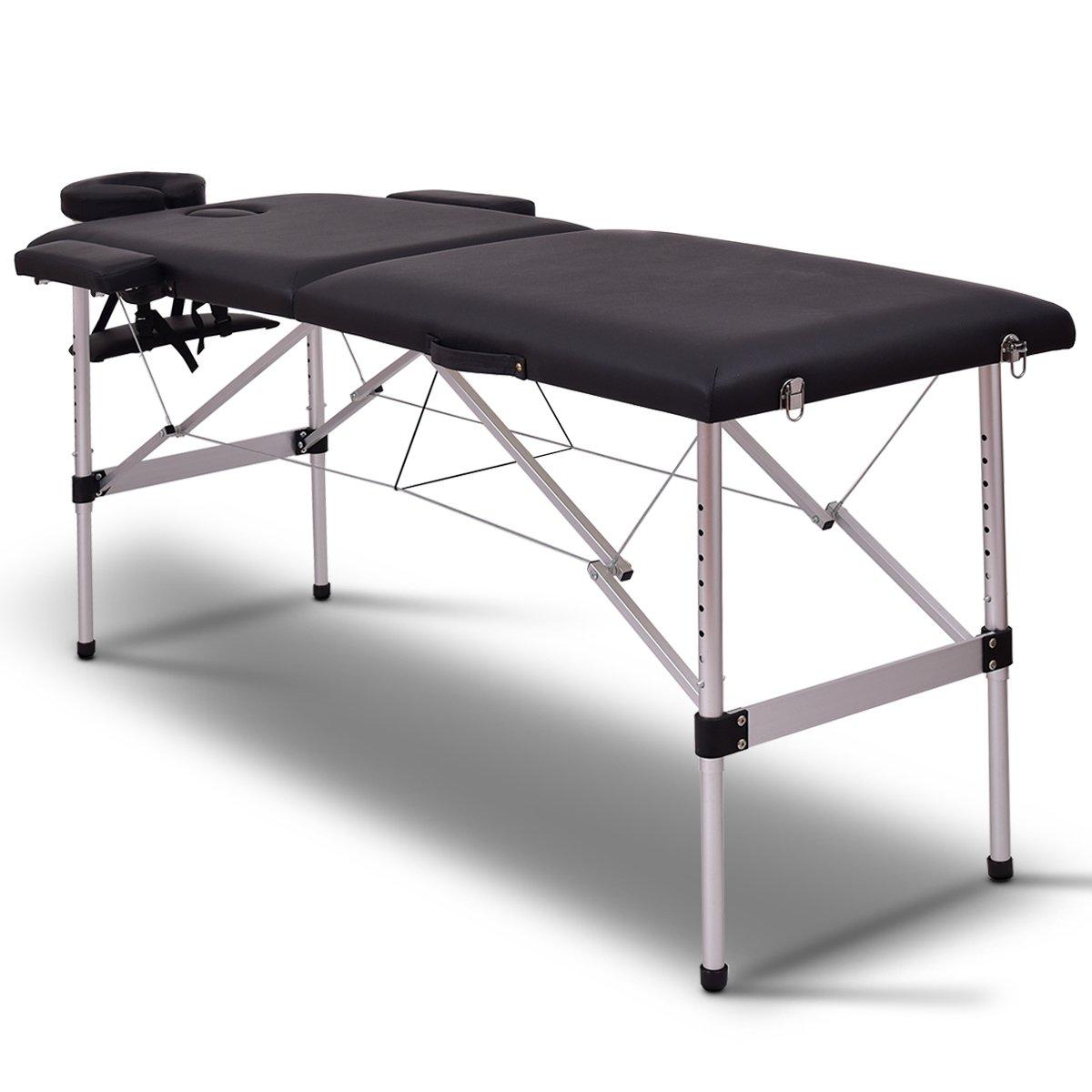 Giantex Portable Massage Table Aluminum