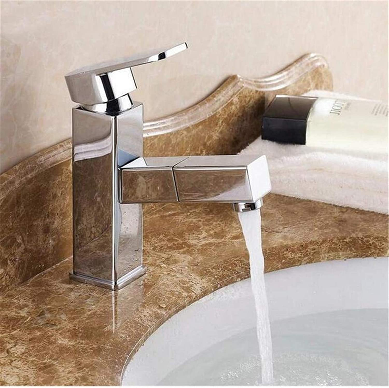 Kitchen Bath Basin Sink Bathroom Taps Washbasin Kitchen Chromed Brass Basin Mixer Tap Ctzl2260