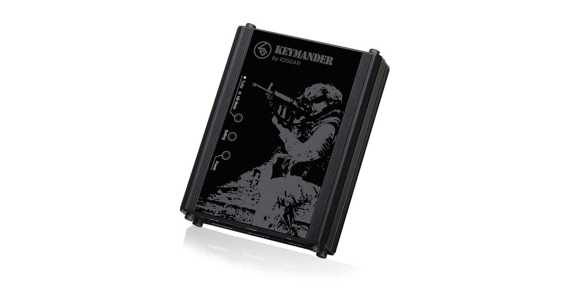 IOGEAR KeyMander KORE - Kit de Teclado y ratón, Incluye Teclado ...