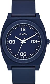 Time Teller A12483010 Blue Resin Japanese Quartz Fashion Watch