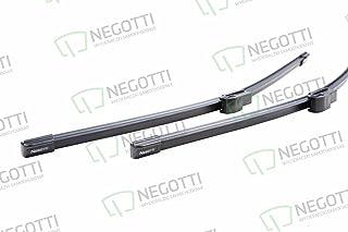 NEGOTTI Wischerblätter 2tlg für Windschutzscheibe Set Z 650mm/550mm