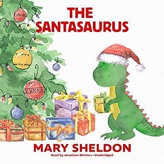 The Santasaurus cover art