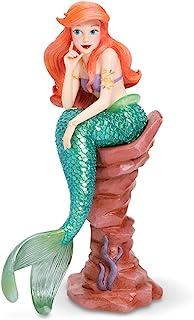 """DisneyShowcase, Figura de Ariel de """"La Sirenita"""", Para coleccionar, Enesco"""