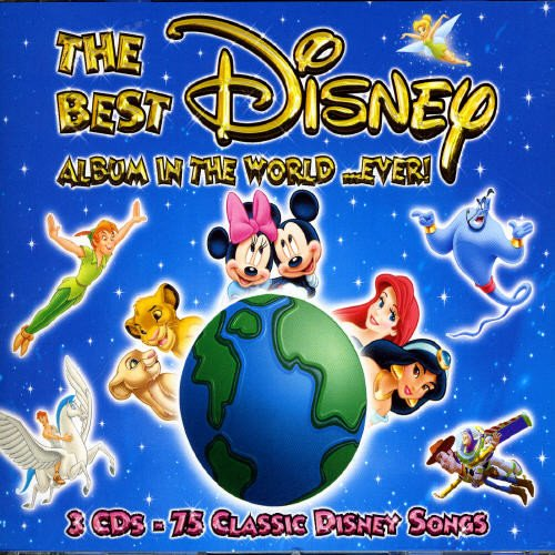 Best Disney Album in the World