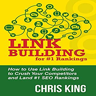 Link Building for #1 Rankings cover art