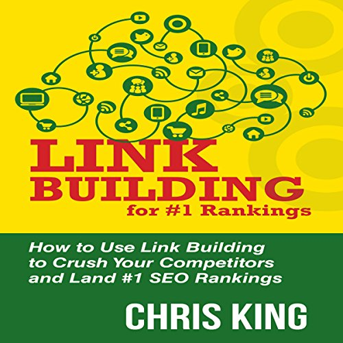 Link Building for #1 Rankings audiobook cover art