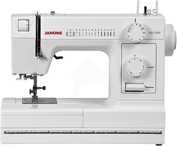 Janome HD1000 Mechanical Sewing Machine
