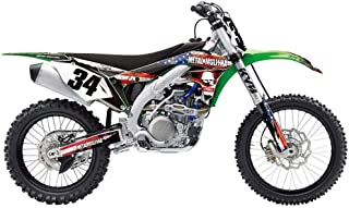 Best 09 kx450f graphics kit Reviews