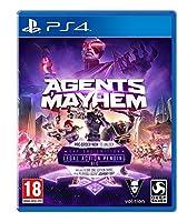 Agents of Mayhem: Day One Edition (PS4) (輸入版)