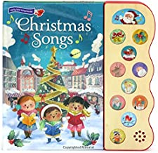 Christmas Songs: Interactive Children's Sound Book (10 Button Sound) (Early Bird Song)