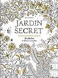 Jardin secret : 20 affiches à colorier et à encadrer