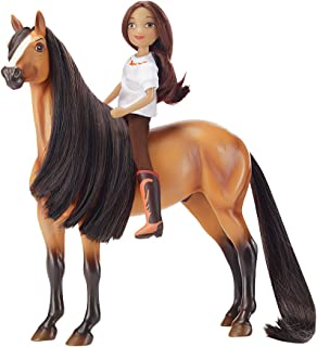 Breyer Spirit Riding Free - Spirit & Lucky Horse Doll Gift Set