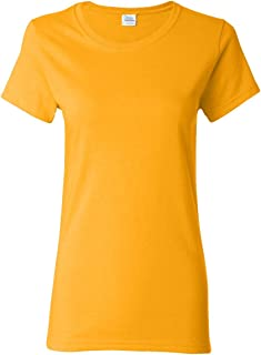 G500L Ladies Heavy Cotton Missy Fit T-Shirt