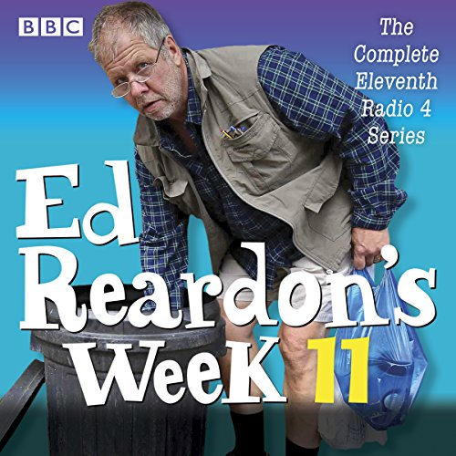 Ed Reardon's Week: Series 11 audiobook cover art