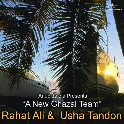 Rahat Fateh Ali Khan & Usha Tandon